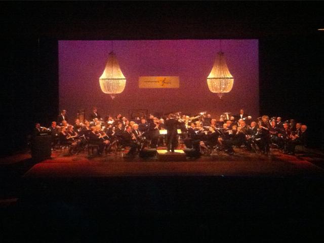 Lichtplan Blaasorkest bussum