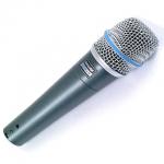 Microfoon Instrument Shure SM57 beta