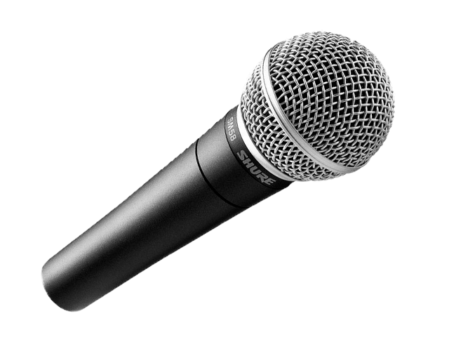 Microfoon Shure SM58