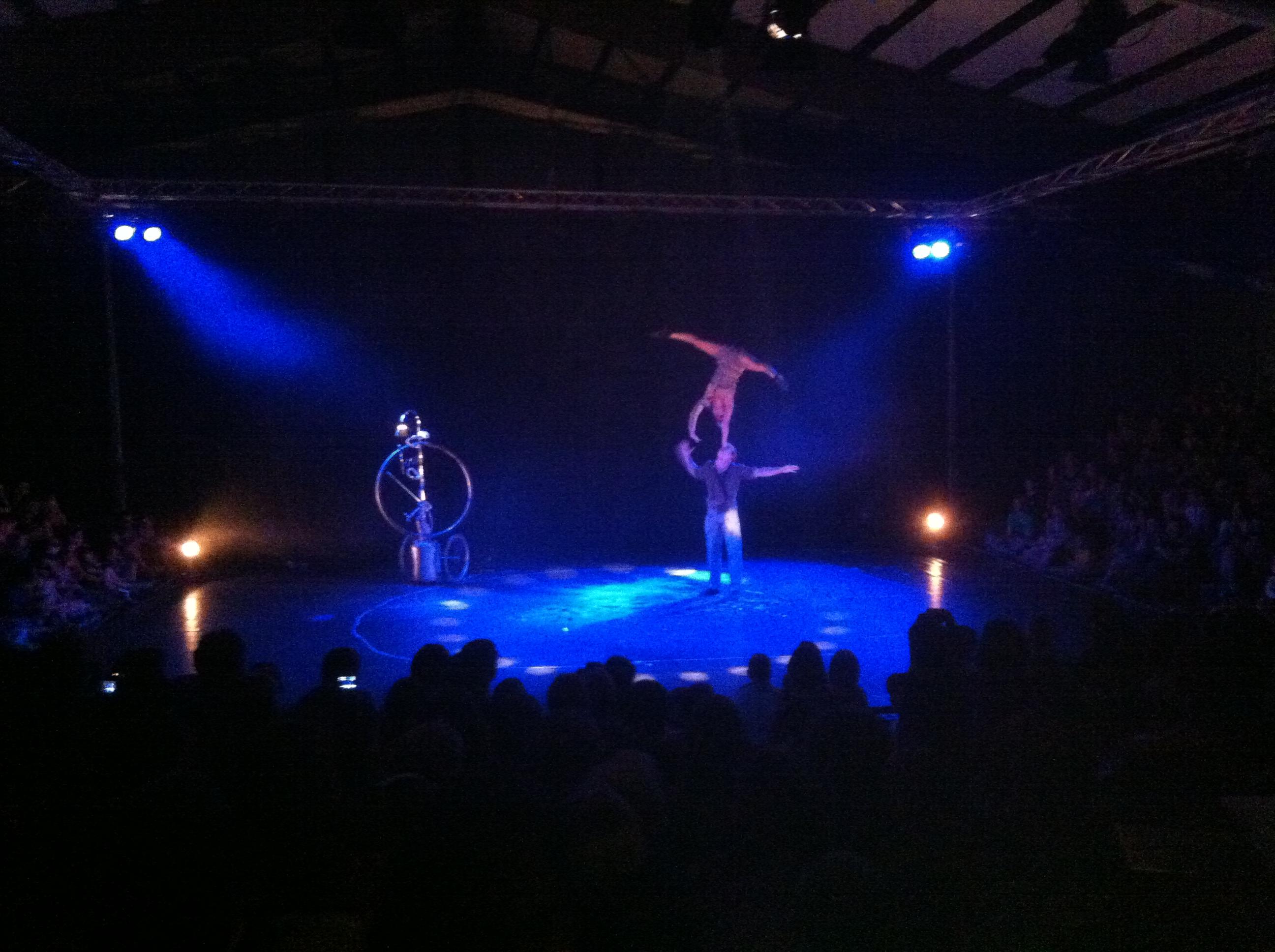 Acrobatiek festival foto 3